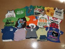 Baby clothes (T-shirts) in Okinawa, Japan