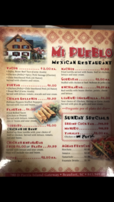 Authentic Mexican food in Beaufort, South Carolina
