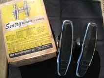Vintage NOS Sentry Bumper Guards Fits most early 50's to late 60's cars See box in Chicago, Illinois