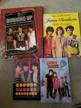 JONAS BROTHER BOOK LOT in Fort Campbell, Kentucky