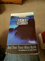 "AGATHA CHRTI ""AND THEN THERE WERE NONE"" in Fort Campbell, Kentucky"