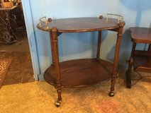 Very nice tea cart 31 inches long 20 1/2 inches wide 29 inches tall in Conroe, Texas
