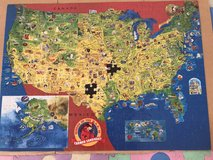 Puzzles in Camp Pendleton, California