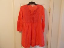 PRETTY RED DRESS FITS SIZE M in Fort Campbell, Kentucky