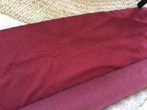 NEW Bolt of Upholstery Fabric from Calico Corners - 16 Yards Red in Bolingbrook, Illinois