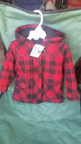 Flannel coat, 24 months in Elgin, Illinois