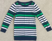 4T BabyGap Navy/Kelly Green dress in Elgin, Illinois