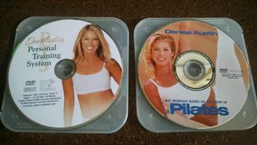Lot of (4) Fitness Workouts DVD's in Lawton, Oklahoma