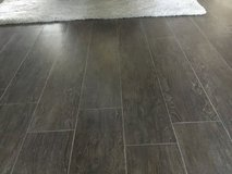 Mohawk Treyburne Noir Oak Tile in Kingwood, Texas