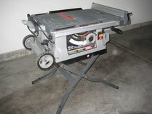 """10"""" Crafstman Portable Table Saw in Plainfield, Illinois"""