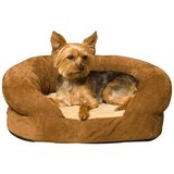 K&H Pet Products Ortho Bolster Sleeper Pet Bed in Lockport, Illinois