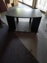 TV stand on wheels in Conroe, Texas