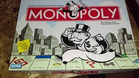 Monopoly Game in Lawton, Oklahoma
