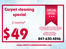 carpet cleaning in Naperville, Illinois