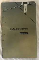"""""""On Nuclear Terrorism"""" by Michael Levi in Okinawa, Japan"""