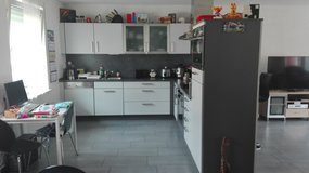 Beautiful Renovated Single Family House with Garage for Rent in Linden in Ramstein, Germany