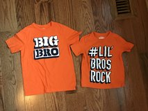 Brothers matching shirts in Glendale Heights, Illinois