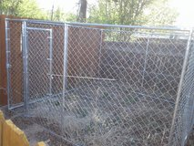 10x10x8 Dog kennel in Fort Carson, Colorado