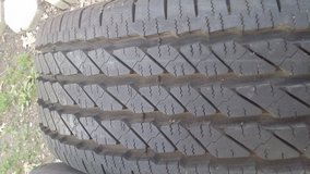 Michelin HD pickup truck tires used... 2 like new 4 are 50% in Naperville, Illinois