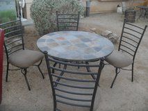 ##  Dinning Table + 4 Chairs  ## in 29 Palms, California