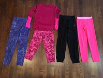 5 Pieces of Girls C9 Sports Clothing Size 10-12 in Chicago, Illinois