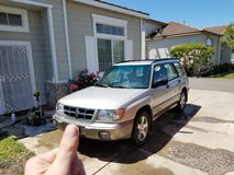 2000 Subaru Forester S in Fairfield, California