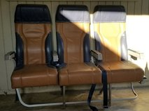 3 Southwest Airlines Chairs in Baytown, Texas