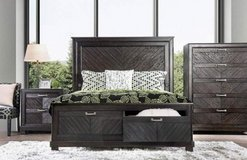 ARGYROS QUEEN BED FRAME FREE DELIVERY in Camp Pendleton, California