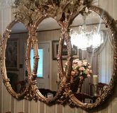 Large 3 Ring Wall Mirror in Fort Polk, Louisiana