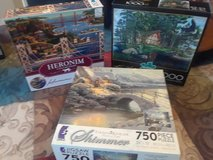 Puzzles in Fort Campbell, Kentucky
