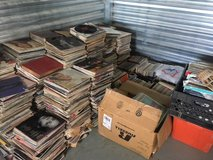 Record Collection for Sale in Yucca Valley, California
