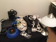 UK/Europe PCS?  Lot of 220v appliances - sewing maching, crockpots, pwr cords and more in Quantico, Virginia