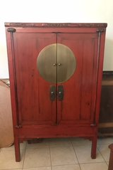 Chinese wedding chest in Kingwood, Texas