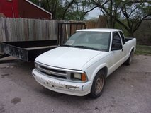 1996 Chevrolet S Series LS Pick-Up Truck in Fort Riley, Kansas