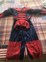 Spiderman custome in Fort Bragg, North Carolina