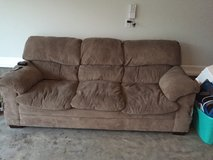 Sofa tan color in Fort Campbell, Kentucky