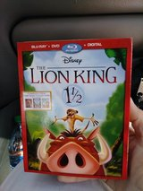 Lion king 1 1/2 and lion king 2 in Tacoma, Washington