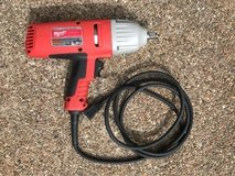 """Milwaukee 1/2"""" Electric Corded Impact Wrench Like New in Spring, Texas"""