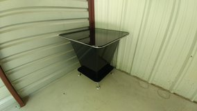Glass Top Table in Fort Hood, Texas