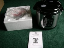 Cook Essentials 6 Quart Digital Pressure Cooker- New in the Box in St. Charles, Illinois