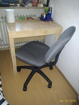 Computer Desk and Computer Chair in Ramstein, Germany
