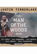 2 Tickets Justin Timberlake 07-22-18 Cologne in Ramstein, Germany