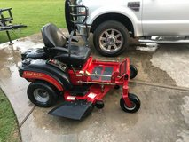 "ZERO-TURN COMMERCIAL 52"" Land Pride Riding Mower, FABRICATED DECK in Spring, Texas"