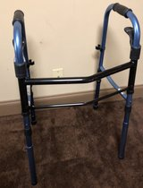 Medline Folding Walker in Warner Robins, Georgia