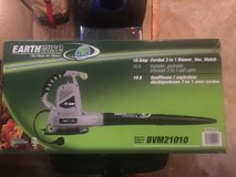 earthwise 3 in1 bvm21010 electric, corded, extension cord needed blower in Fort Campbell, Kentucky