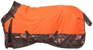 Tough One UV & Fly Protection Horse Blanket in Fort Campbell, Kentucky
