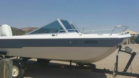 boat    rare fully restored super clean PERFORMER in Alamogordo, New Mexico