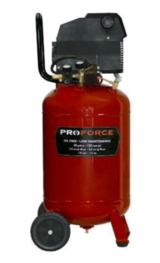 Pro-Force 20 gallon vertical wheeled air compressor (L36751NEEE) in Fort Campbell, Kentucky