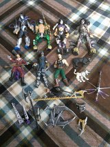 Psycho circus kiss action figure set in DeRidder, Louisiana