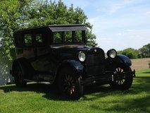 1924 Reo T6 (Brougham?) in Naperville, Illinois
